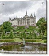 Dunrobin Castle 1325 Acrylic Print