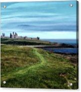 Dunstanburgh Castle Acrylic Print