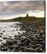 Dunstanburgh Castle Uk Acrylic Print