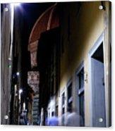 Duomo In The Dark Acrylic Print
