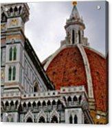 Duomo Acrylic Print