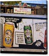 Durango Colorado Brewery Acrylic Print