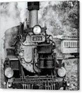 Durango Silverton Train Engine Acrylic Print