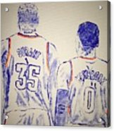 Durant And Westbrook Acrylic Print