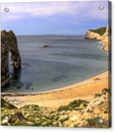 Durdle Door Acrylic Print