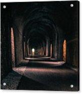 Durrow Tunnel Acrylic Print