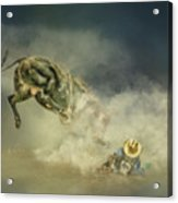 Dusty Britches Acrylic Print