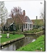 Dutch Village 2 Acrylic Print