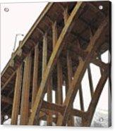 Dvp Bridge Acrylic Print