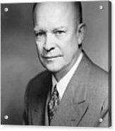 Dwight Eisenhower Acrylic Print