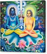 Dyananada Acrylic Print