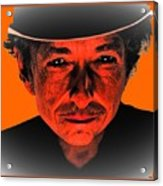 Dylan Sixty Eight Acrylic Print