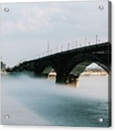 Eads Bridge St. Louis Missouri Acrylic Print