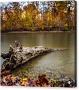 Eagle Creek Park Acrylic Print