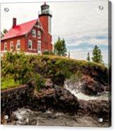 Eagle Harbor Lighthouse Acrylic Print