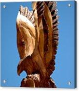 Eagle Has Landed Acrylic Print