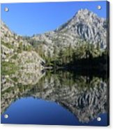 Eagle Lake Wilderness Acrylic Print