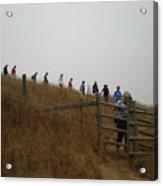 Eagle Rock Hike Acrylic Print
