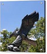 Eagle Statue  Acrylic Print