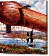 Early 1900s Military Airship Acrylic Print