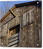 Early American Barn Acrylic Print