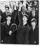 Early Beatles Publicity Photo Acrylic Print