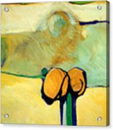 Early Blob 2 Jump Rope Acrylic Print