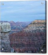 Early Evening At Grand Canyon No. 2 Acrylic Print