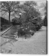 Early Evening Nyc Central Park Acrylic Print