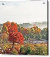 Early Fall Morning Acrylic Print