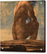 Early Human Acrylic Print