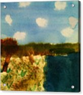 Early Landscape Acrylic Print
