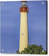 Early Light At Cape May Lighthouse Acrylic Print
