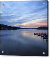 Early Morning At Lake Of The Ozarks Acrylic Print