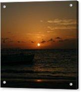 Early Morning Dominican Republic Acrylic Print