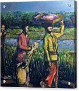 Early Morning In Bali Acrylic Print