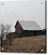 Early Spring Farm Acrylic Print