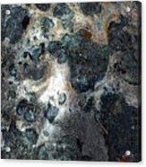 Earth Memories - Stone # 8 Acrylic Print