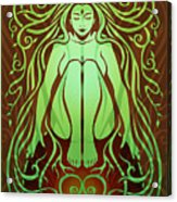 Earth Spirit Acrylic Print