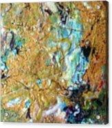 Earth's Embrace Acrylic Print