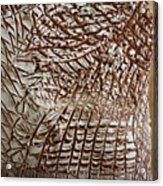 Earths Yield - Tile Acrylic Print