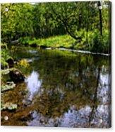 East Beaver Creek Acrylic Print