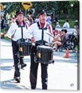 East Durham Volunteer Fire Company Inc 5 Acrylic Print