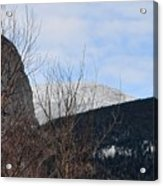 East From Cannon Mountain Acrylic Print