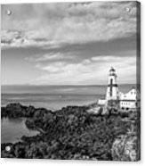 East Quoddy Lighthouse Acrylic Print