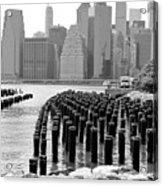 East River #1 Acrylic Print