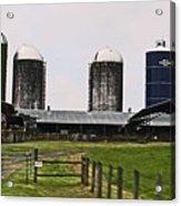 East Tn Farm Time Acrylic Print