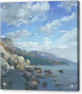 East View. A Seascape In The Vicinity Of Foros Mmxi Acrylic Print