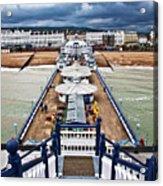 Eastbourne Pier Acrylic Print