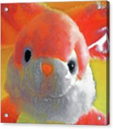 Easter Bunny 1 Acrylic Print